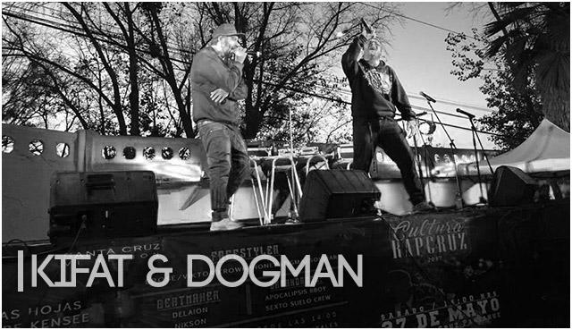 "Cargando su propia cruz: Kifat & Dogman presentan ""FéniX""."
