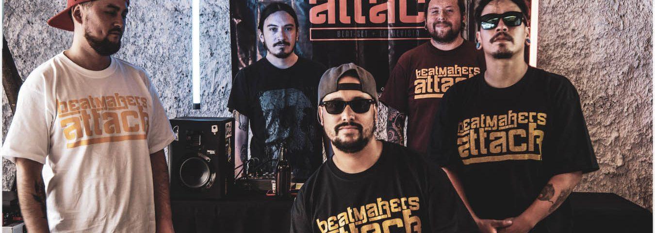 """Con """"El Origen"""", el colectivo Beatmakers Attack impone su propia era."""